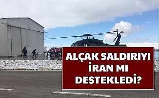 Flaş... Hain Saldırıyı İran mı Destekledi?