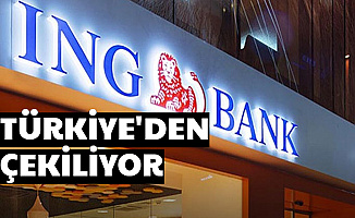 Flaş İddia: İNG Bank Türkiye'den Çekiliyor