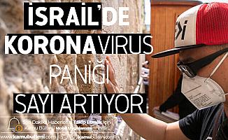 İsrail'deki Koronavirüs Vaka Sayısı 20'ye Yükseldi