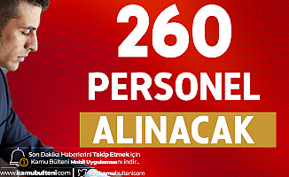 İstanbul Personel A.Ş.'ye 260 Personel Alımı Yapacak
