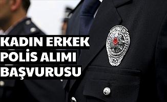 Kadın Erkek Polis Alımı Başvurusu - İşte Şartlar PMYO 2020
