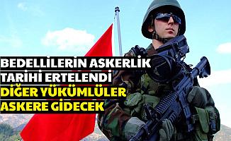 MSB ASAL'dan Askerlik İlanı