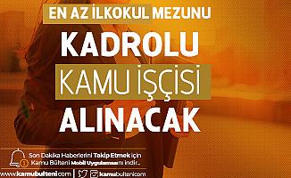 Selçuk Üniversitesi'ne İŞKUR üzerinden Temizlik Görevlisi, Güvenlik Görevlisi ve Usta Alımı Yapılacak