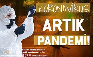 Son Dakika: Dünya Sağlık Örgütü'nden Koronavirüs Açıklaması! Pandemi Nedir?