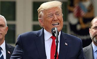 Trump'ın Coronavirüs Testi Sonucu Çıktı