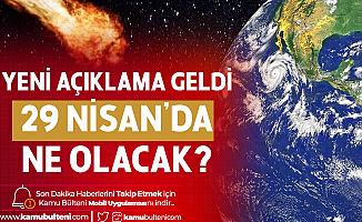 29 Nisan'a Dikkat Çekiliyordu! Dünyanın Çekim Etkisinden Etkilenmesi Beklenen En Büyük Asteroid Ama...