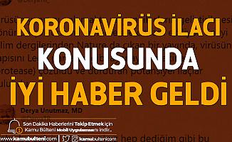 ABD'de Çalışan Türk Doktor : Koronavirüsü Durduran İlaç Bulundu