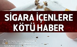 Bilim Kurulu Üyesi Prof. Dr. Kara'dan Sigara İçenlere Kötü Haber!