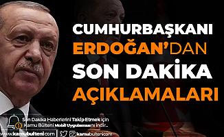 Cumhurbaşkanı Recep Tayyip Erdoğan 20 Nisan Bakanlar Kurulu Toplantısının Ardından Açıkladı! 4 Gün Sokağa Çıkma Yasağı İlan Edildi