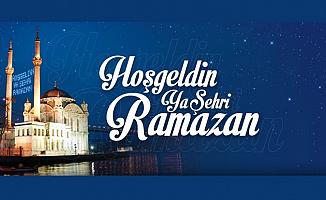 En Güzel 2020 Ramazan Ayı Başlangıç Mesajları , Resimleri, Sözleri Ayet ve Hadisleri (SMS Gif)