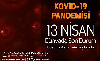 Kovid-19 Pandemisinde Son Durum! Ölü Sayısı 120 Bine Dayandı
