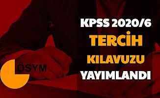KPSS 2020/6 Tercih Kılavuzu Yayımlandı: Çevre ve Şehircilik Bakanlığı Kamu Personeli Alımı Yapacak