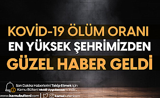 Ölüm Oranının En Yüksek Olduğu Zonguldak'tan İyi Haber Geldi: Salgının Hızı Düşüşe Geçti