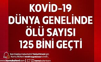 Son Dakika: Kovid-19 Vaka Sayısı 2 Milyona Dayandı! 125 Bin Can Kaybı