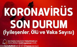 Yeni Tip Koronavirüs Güncel Tablo ! 3 Nisan İtibariyle Dünyada Ölü ve Vaka Sayısı
