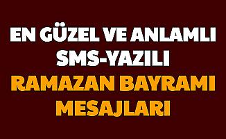 Ramazan Bayramı Kısa ve Anlamlı SMS Yazılı Mesajları Sözleri Komik