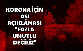 """Alpay Azap: """"80'den Fazla Aşı Çalışması Var Ama..."""""""