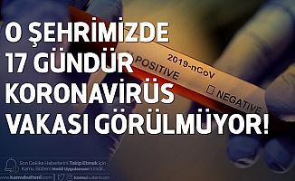 Artvin'de 17 Gündür Koronavirüs Vakası Görülmüyor