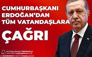 Cumhurbaşkanı Erdoğan'dan Çağrı: Bu 3 Kavram Çok Önemli