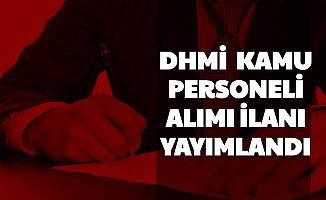DHMİ İlan Yayımladı: KPSS Puanı ile Kamu Personeli Alımı Yapılacak