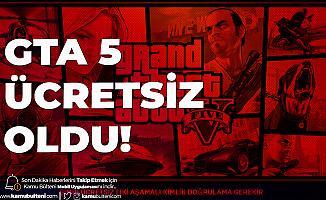 Epic Games'ten Flaş Hamle! GTA 5 Bedava Oldu!