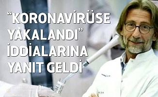 """""""Ercüment Ovalı Koronavirüse Yakalandı"""" İddialarına Yanıt Geldi!"""