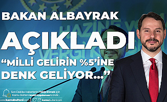 Hazine ve Maliye Bakanı Albayrak: Ekonomik İstikrar Kalkanı Adımlarımızın Maddi Tutarı 240 Milyar TL'ye Ulaştı