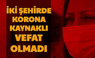 Türkiye'de Korona Salgınında Son Durum