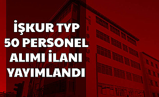İŞKUR'da TYP Personel Alımı İlanı Yayımlandı-İşte Başvurusu