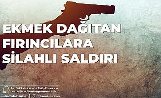 İstanbul Maltepe'de Fırıncılara Saldırı: 2 Kişi Yaralandı