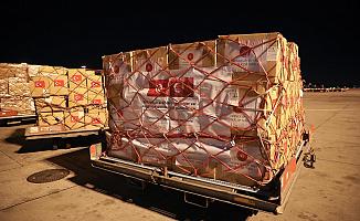MSB Görüntüleri Paylaştı: Tunus'a Tıbbi Yardım Gönderildi