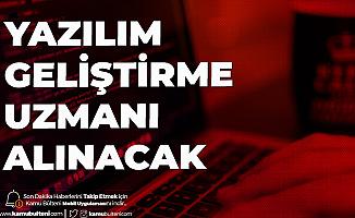 Süleyman Demirel Üniversitesi'ne Yazılım Geliştirme Uzmanı Alınacak