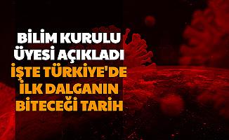 Türkiye'de İlk Koronavirüs Dalgası Ne Zaman Bitecek? Bilim Kurulu Üyesi Tarih Verdi