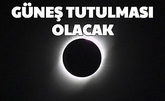 21 Haziran'da Güneş Tutulması Var-İşte Saati (Türkiye'de Görülecek mi, Güneş Gözlüğü ile İzlenir mi?)