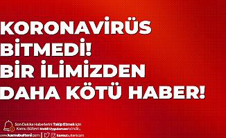 Bir İlimizde Koronavirüs Vakaları Fırladı! Vali Uyardı: Ceza Kesilirse Sızlanmayın