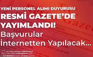 Bugün Resmi Gazete'de Yayımlandı! Tekirdağ Namık Kemal Üniversitesi'ne 45 Sözleşmeli Sağlık Personeli Alınacak