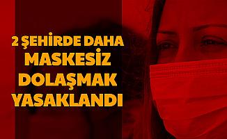 Çanakkale ve Bilecik Şehirleri İçin Maske Kararı