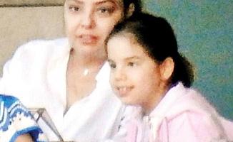 Ebru Gündeş ile Reza Zrrab'ın Kızı Alara'nın Son Hali