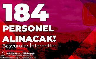 Hacettepe Üniversitesi'ne Sözleşmeli Sağlık Personeli Alımı Yapılacak