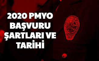 İşte 2020 PMYO Lise Mezunu 2500 Polis Alımı Şartları ve Başvuru Tarihi