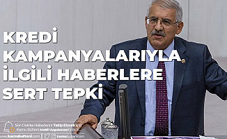 İYİ Parti Konya Milletvekili Fahrettin Yokuş'tan Kredi Kampanyalarıyla İlgili Haberlere Sert Tepki: Vatandaşı Borçlandırmak Tarihi Fırsat Mı?