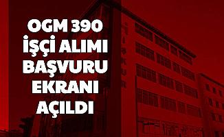 OGM 22 Şehre Sınavsız 390 İşçi Alıyor: İşte 2 Adımda Başvuru