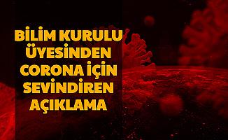 """Türkiye'deki Corona Salgını İçin Sevindiren Açıklama: """"Hastalığın Şiddeti Azaldı"""""""