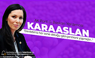 AK Parti Genel Başkan Yardımcısı Çiğdem Karaaslan'dan Fındık Fiyatları Açıklaması