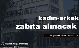 Aksaray Belediyesi Zabıta Memuru Alımı Başvuru Genel ve Özel Şartları Netleşti