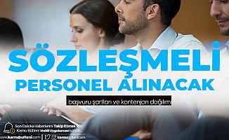Aydın Adnan Menderes Üniversitesi'ne Sözleşmeli Sağlık Personeli Alımı Yapılacak