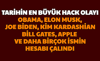 Barack Obama, Netenyahu, Joe Biden, Elon Musk, Warren Buffet, Kanye West... Twitter'da Hack Şoku