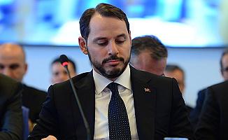 """Berat Albayrak: """"Kriz Diyenler Pandemi Dönemindeki Performansımızla Hüsrana Uğradı"""""""