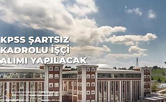 Bilecik Şeyh Edebali Üniversitesi'ne Temizlik, Güvenlik ve Bakım Elemanı Alınacak