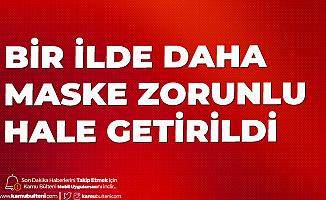 Bir İlde Daha Maske Zorunlu Hale Getirildi! Sinop'ta Maskesiz Sokağa Çıkmak Yasaklandı